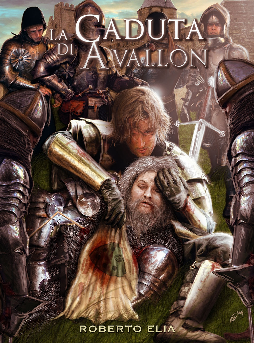 0016 La Caduta di Avallon